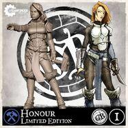Honour (Limited ArtCard)