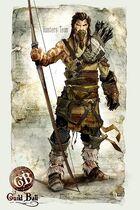 Theron - Art Card