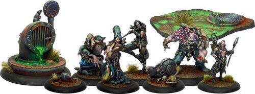 Ratcatchers (PaintedTeam)