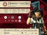 Harriet 'The Hat'