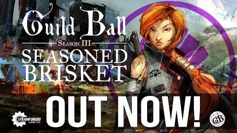 Seasoned Brisket- Guild Ball - Season III