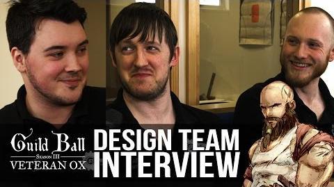 Guild Ball- Veteran Ox - Design Team Interview