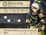 Veteran Hemlocke