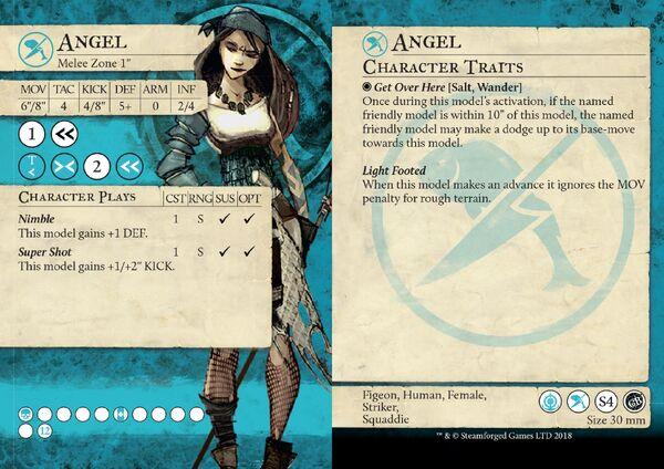 Angel (S4)