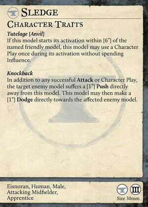 Sledge (S3.Back)