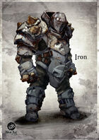 Iron (ArtCard)