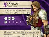 Seasoned Spigot