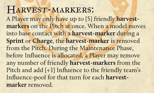 Harvest+marker