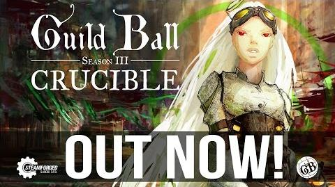 Crucible- Guild Ball - Season III