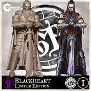 Blackheart (Limited ArtCard)