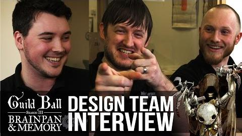 Guild Ball- Brainpan & Memory - Design Team Interview