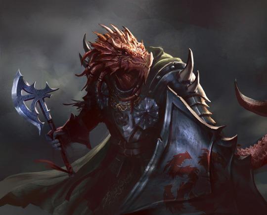 Dragonborn   Guild of magic (DnD) Wiki   FANDOM powered by Wikia