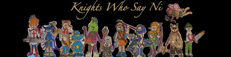 Knights Who Say Ni Banner