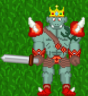 19 King orc level 137