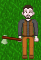 3 Woodcutting store owner lvl3