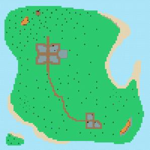 GoG Test Map