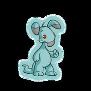 Blumaroo ghost
