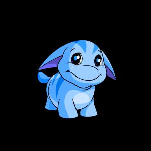 Poogle blue