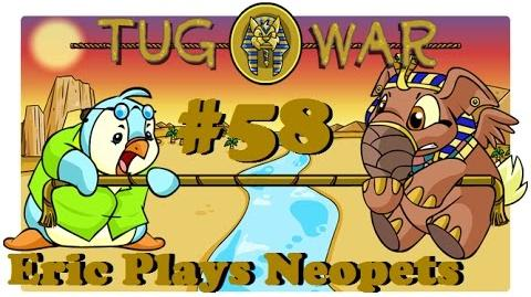 Let's Play Neopets 58 Tug 'O' War