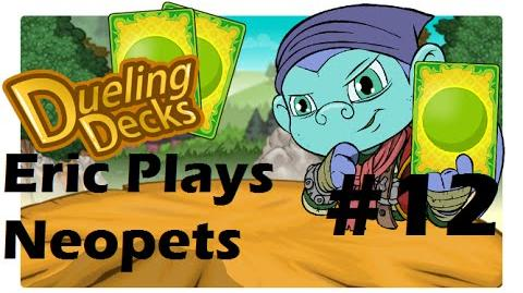 Let's Play Neopets 12 Dueling Decks