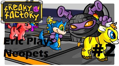 Let's Play Neopets 2 Freaky Factory-0