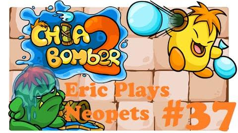 Let's Play Neopets 37 Chia Bomber 2