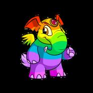 Elephante rainbow