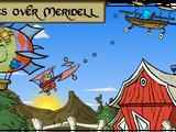 Skies Over Meridell