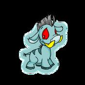 Moehog ghost