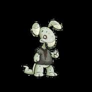 Blumaroo zombie