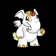 Elephante white