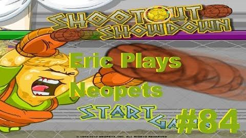 Let's Play Neopets 84 Shootout Showdown