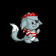 Kacheek pirate