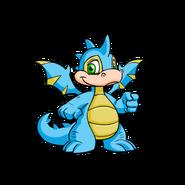 Blue Scorchio