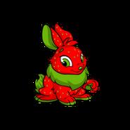 Cybunny strawberry