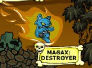 Magax old haunted woods