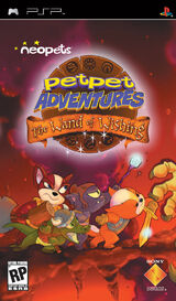 Petpet Adventures: The Wand of Wishing