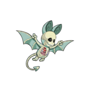 Transparent korbat
