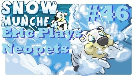 Let's Play Neopets 46 Snowmuncher