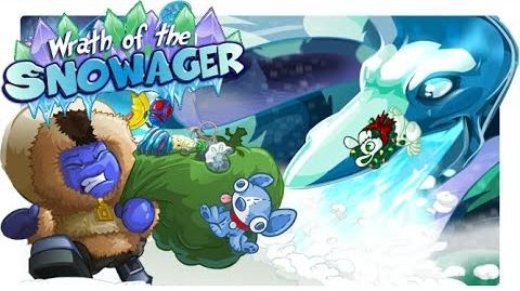 Let's Play Neopets 90 Wrath of the Snowager