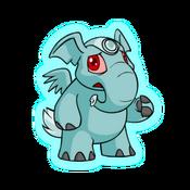 Elephant ghost