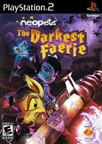 Neopets The Darkest Faerie