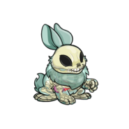 Transparent cybunny