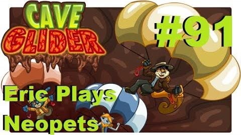 Let's Play Neopets 91 Cave Glider