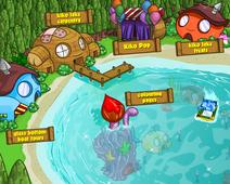 Kiko-lake map