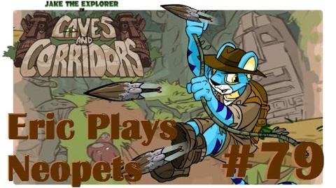 Let's Play Neopets 79 Caves and Corridors
