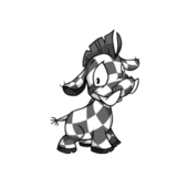 CheckeredMoehog