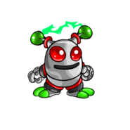 Grundo robot