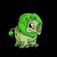 Tonu green