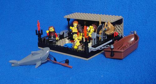The Raft - Shark